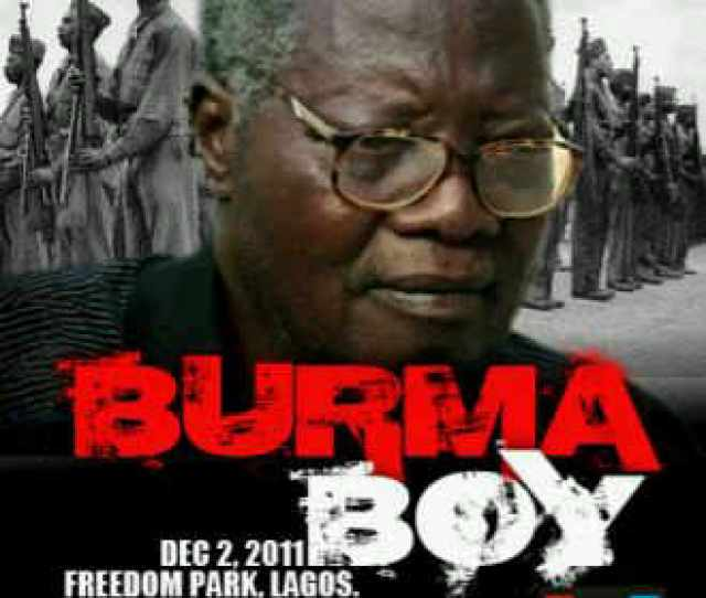 At 7 Pm This Friday December 2 There Will Be A Showing Of Burma Boy At Freedom Park As Part Of Ireps Monthly Documentary Film Screening Series