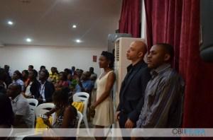 Adebola Rayo, Chinaku Onyemelukwe, Okey Adichie