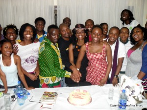Farafina Trust Creative Writing Workshop (Class of 2010)