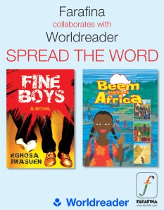 Farafina with Worldreader