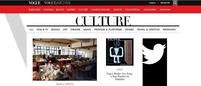 Vogue Culture