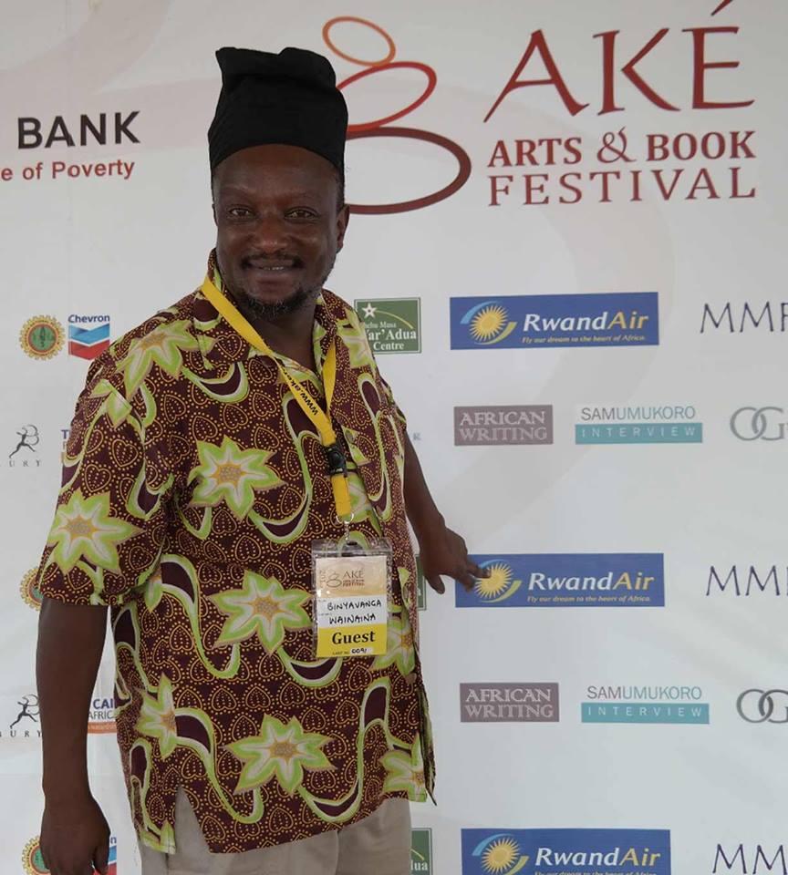 Binyavanga wainaina how to write about africa granta books