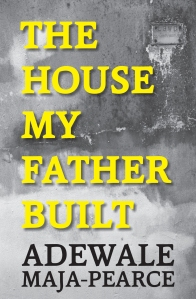 The House My Father Built_front