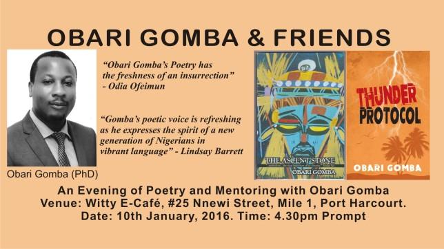 Obari and Friends