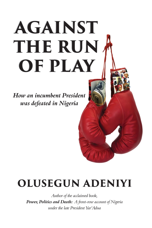Against the run of play front cover