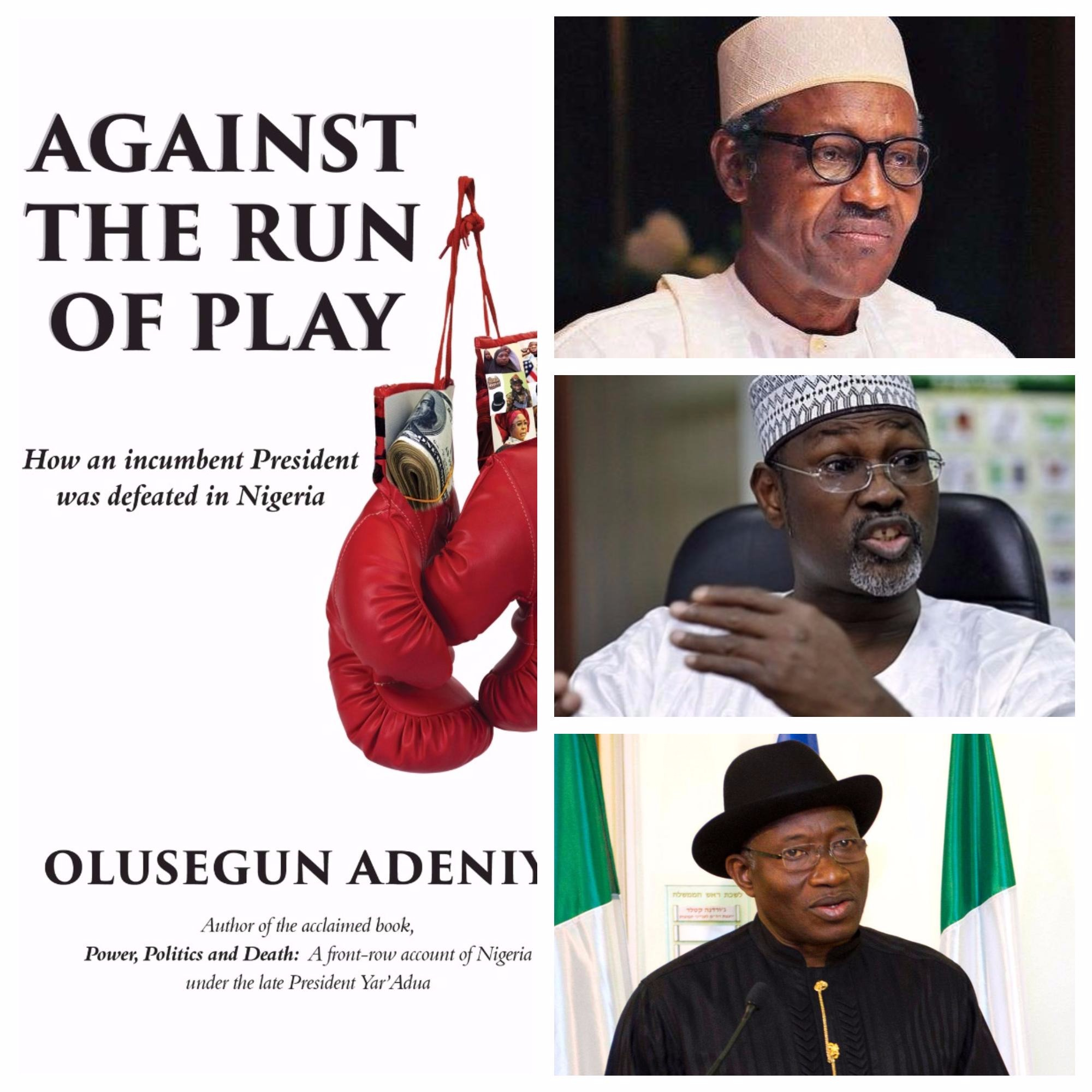 Home dear mr kourouma - Against The Run Of Play Exclusive Excerpt Jonathan Said He Had Seen Enough To Convince Him That Even If He Had Been Declared Winner The Bond Of Trust