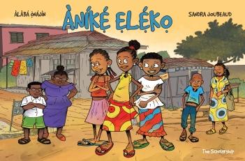 Anike Eleko_Cover